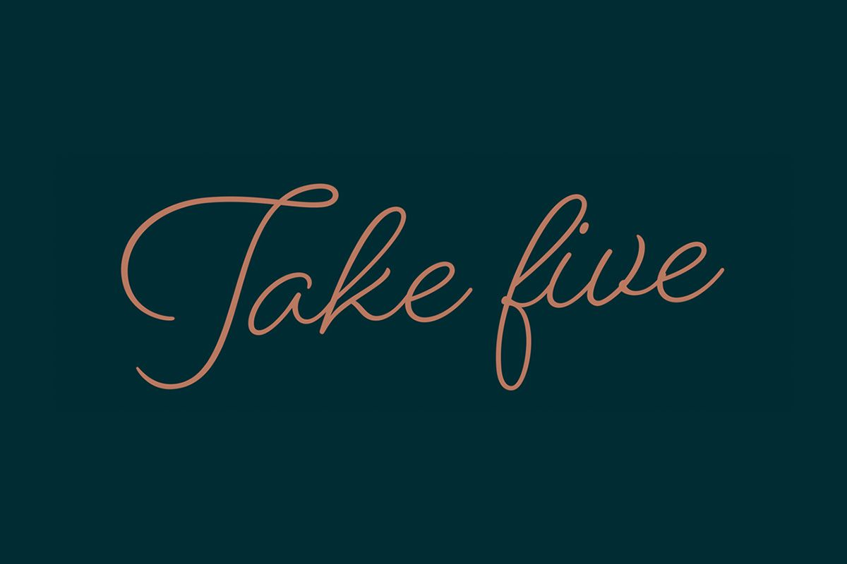 Take Five - Meeting & Event Offers Norwich - North