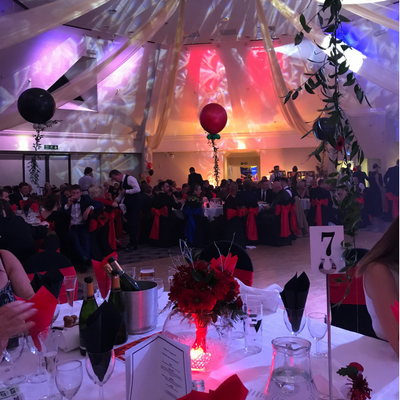 Charity Balls and Fundraising Events