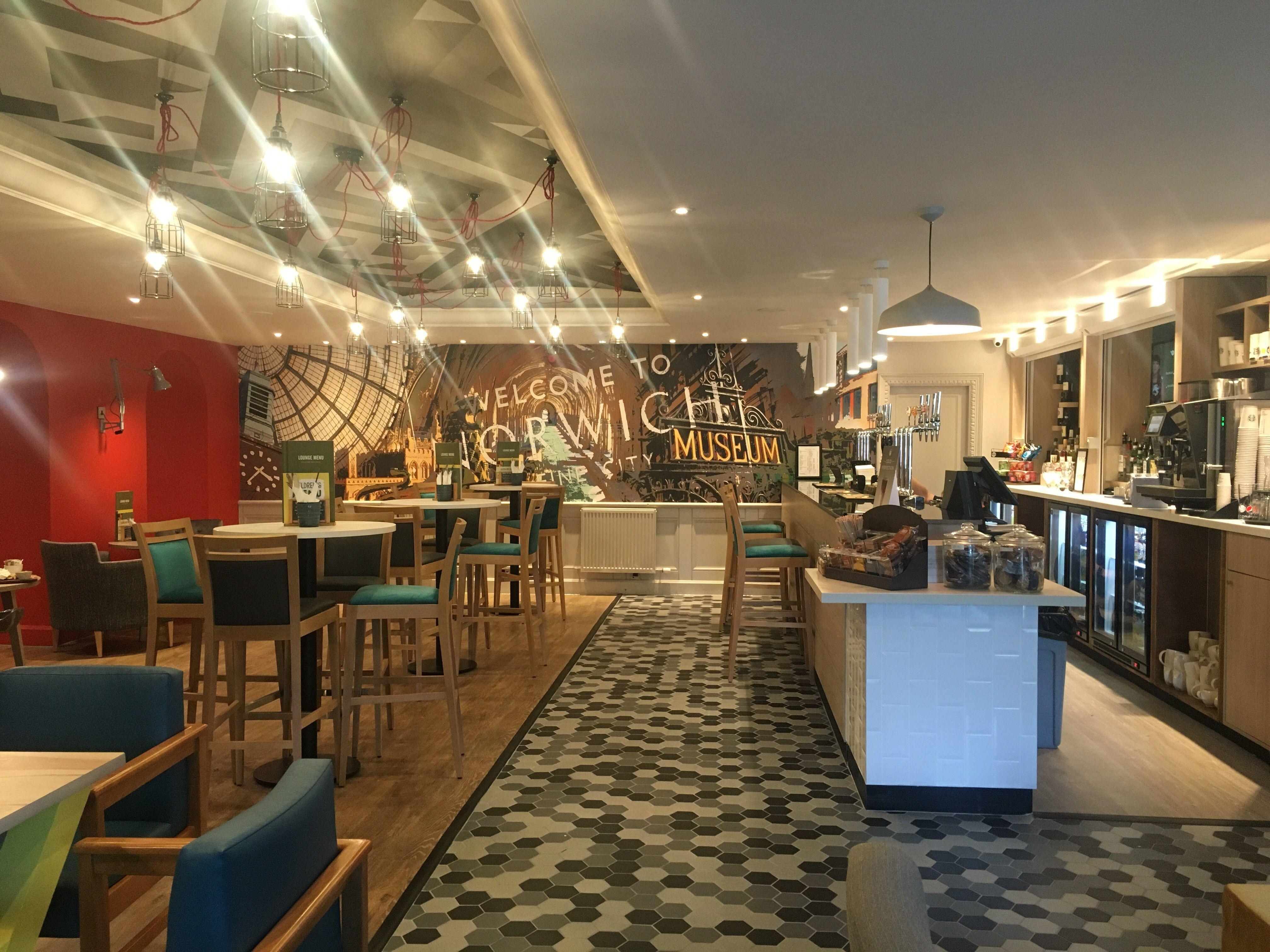 Our Norwich Restaurant Holiday Inn