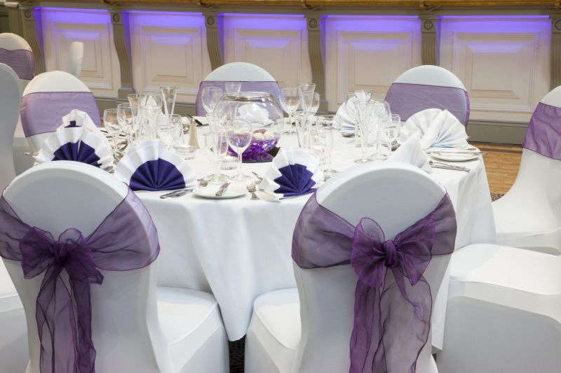 Stunning Wedding reception at Holiday Inn Norwich North